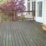 Herndon Power Washing Deck Staining Services